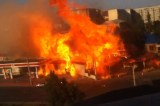 Gas Explosion Rocks Ghana's Capital Accra, Causing Fatalities