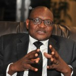 JOHANNESBURG, SOUTH AFRICA – MAY 23: Gauteng Premier David Makhura during an interview at his office at the Gauteng Legislature on May 23, 2014 in Johannesburg, South Africa. Makhura was officially appointed as the new premier last Wednesday. (Photo by Gallo Images / City Press / Elizabeth Sejake)