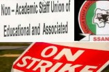 NASU, Research Institutes Workers Begin Indefinite Strike