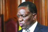 Ruling Party Endorse President President Emmerson Mnangagwa As 2018 Candidate