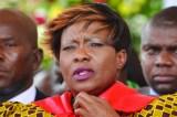 Zimbabwe's First Lady Meets Female Journalists
