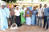Dbo Donates 130 Bags of Recycle Compost Fertilizer To Sukuta Women Garden