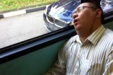 Rant of The Day – Bus Sleepers