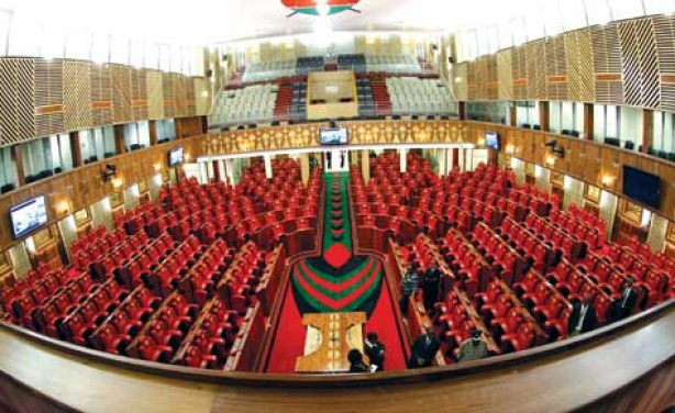 kenyan senate