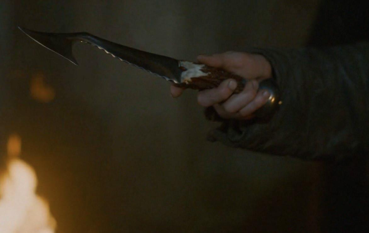 knife castration