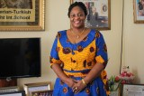 VP Taylor Vows To Protect Women's Rights