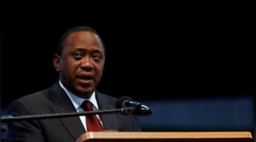 Uhuru Kenyatta Suspends His Social Media Accounts