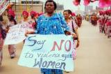 Nigerian Campaigners Stage Protest Over Sexual Violence