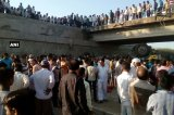 25 Killed As Wedding Party Truck Plunges Off Bridge In India