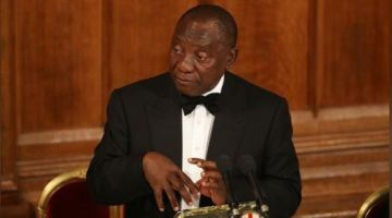 President Cyril Ramaphosa Speaks On Youth, Women And People With Disabilities In The Workplace