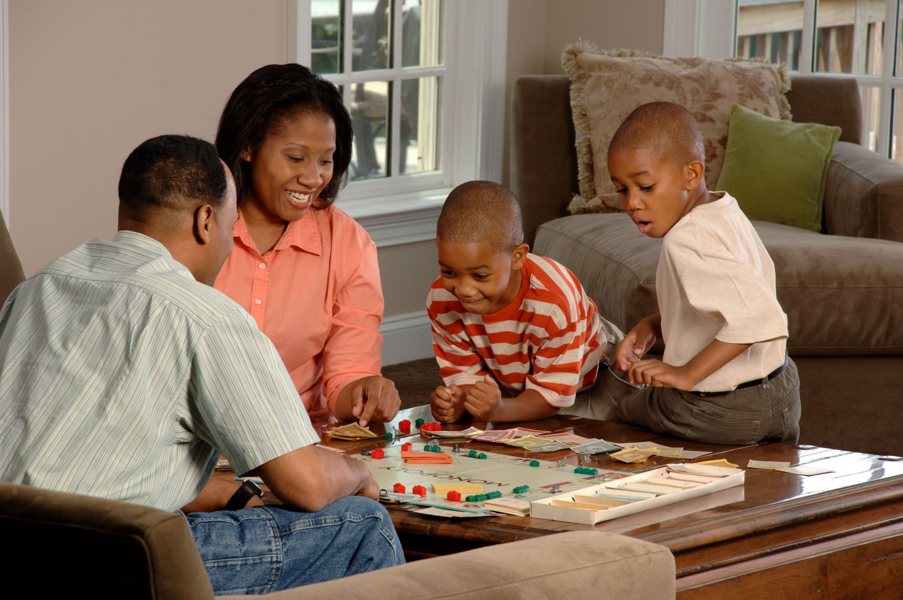 Family and Monopoly