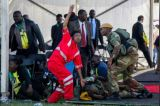 Police Search For Motive After 49 Hurt in Zimbabwe Election Blast