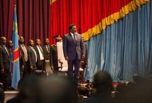 Joseph Kabila on July 19. Photographer: Junior D. Kannah/AFP via Getty Images