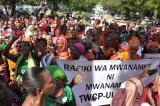 Anti GBV Campaign Heats Up In Dar es Salaam Market Places