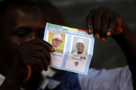 Mali Votes in Run-off Amid Heavy Security To Counter Militant Threat