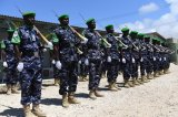 160 Ugandan Police Officers Leave Mogadishu
