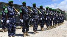 160 Ugandan Police Officers Leave Mogadishu