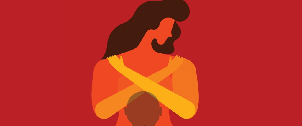 Artwork for the UN Women interactive website, Violence Against Women: Facts Everyone Should Know. Image: UN Women
