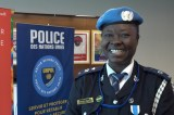 Phyllis Osei : The Amazing Officer Who Protects Vulnerable Women And Girls In Somalia
