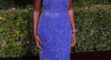 Golden Globe Gown Fever