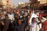 Thousands In Sudan March To Its Army Headquarters