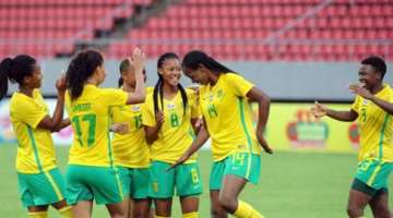 Banyana Banyana To Earn Same As Male Counterparts