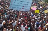 ' I Understand That There Are Issues In The Country' – President Weah Responds To Protesting Liberians