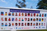 Malawi New Elected Female MPs To Support One Another In Their Political Roles