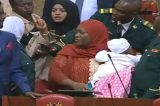 Gender Commission Speaks After MP Is Kicked Out Of Parliament With Her Baby