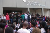 Cape Peninsula University Of Technology Students Vow To Continue Shut Down