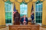Global Teacher Tabichi Meets Trump Ahead of UN Address