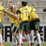 australian female team