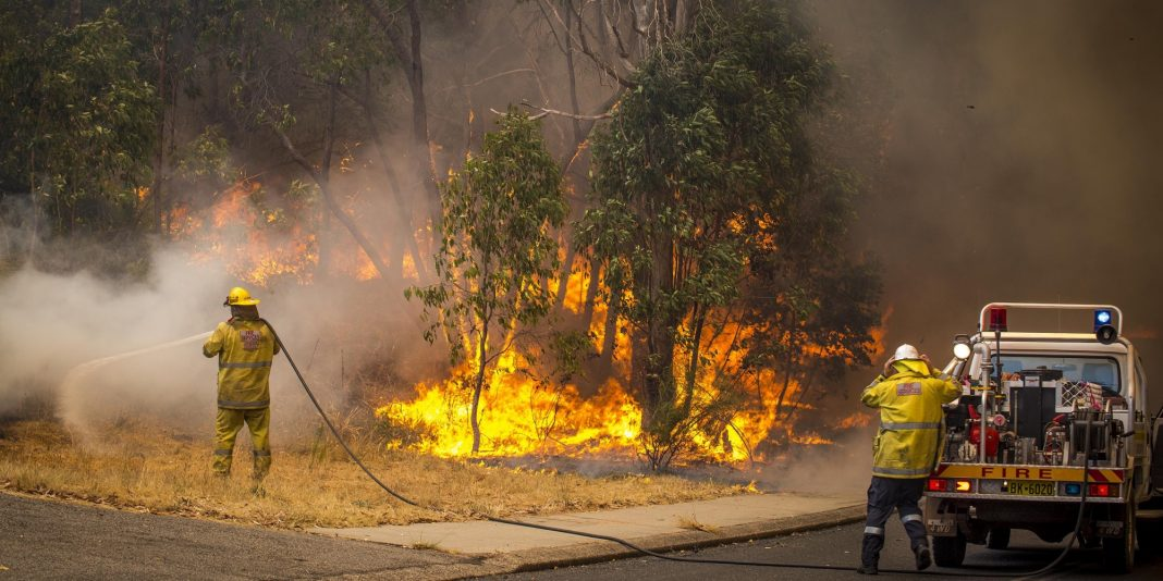 Wildfires-make-disasters-in-Australia