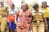 Court Sets  Human Rights Activist Dr Stella Nyanzi Free