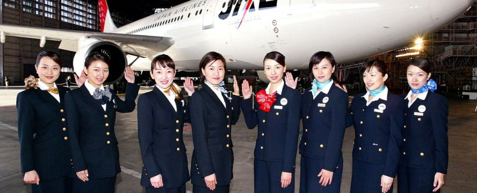 Japan Airlines Lets Female Crew Ditch High Heels After #KuToo Campaign