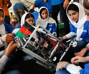 Afghan Women Spin New Careers By Reviving Ancient Silk Road Crafts