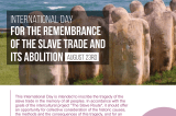 International Day For The Remembrance Of The Slave Trade And Its Abolition