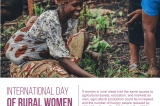 Building Rural Women's Resilience In The Wake Of COVID-19
