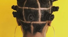 5 Simple Styles For 4C Natural Hair