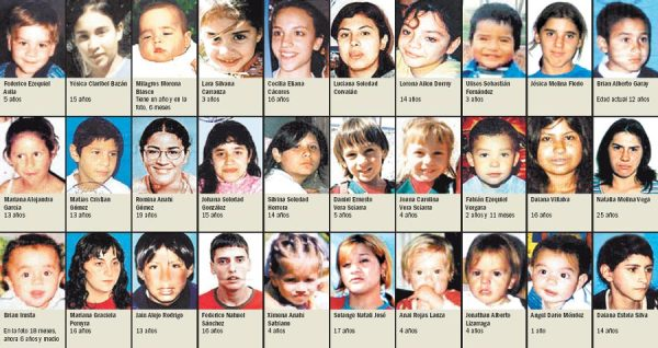 Countries around the world honor International Missing ...