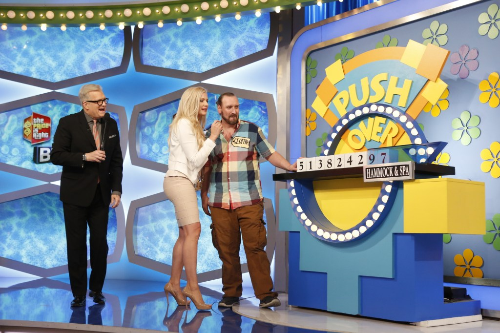 "CBS announces the reality stars who will ""come on down"" and play THE PRICE IS RIGHT alongside super fans of their respective shows during the reality-show themed primetime specials, Monday, May 23 -- Wednesday, May 25 (8:00-9:00 PM, ET/PT) on the CBS Television Network. Each special will be hosted by Drew Carey and celebrate one of the Network's reality series: SURVIVOR, BIG BROTHER and THE AMAZING RACE, featuring special appearances by each show's hosts, Jeff Probst, Julie Chen and Phil Keoghan.    Photo: Bret Hartman/CBS ©2016 CBS Broadcasting, Inc. All Rights Reserved"