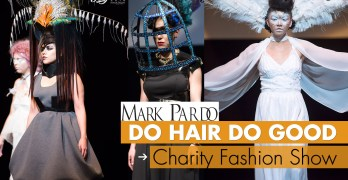 Do Hair Do Good- Fashion show