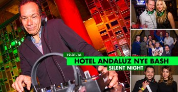 NYE Party at Hotel Andaluz