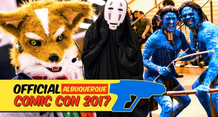 Albuquerque Comic Con 2017