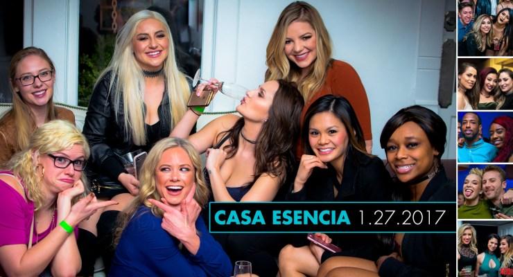 Casa Esencia 1.27.2017 – Photos