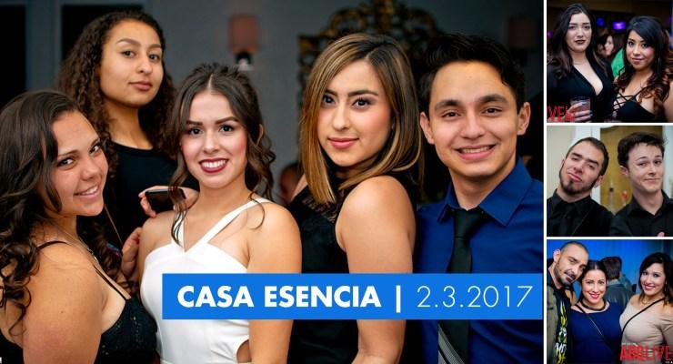 Casa Esencia 2.3.2017