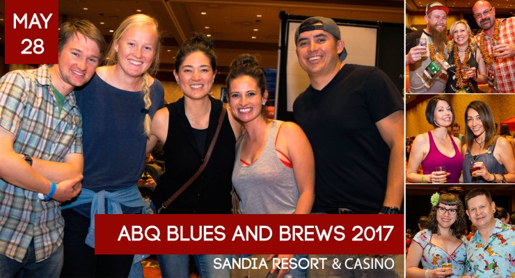 ABQ Blues and Brews 2017