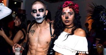 Icons & Idols   Halloween at Effex Nightclub 2018