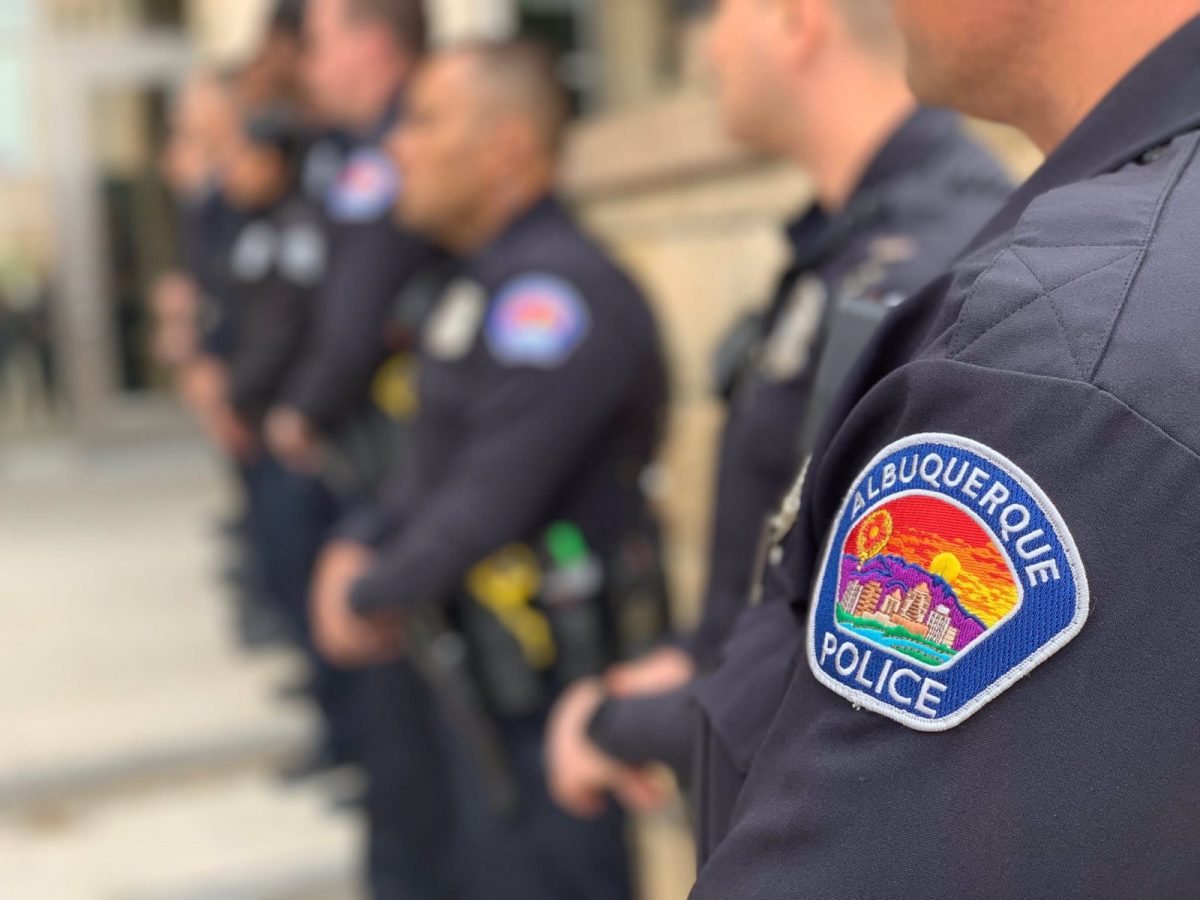 Albuquerque Police, courtesy City of Albuquerque