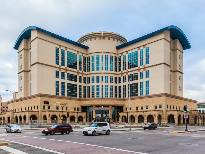 Bernalillo County District Court, courtesy ABQ Free Images